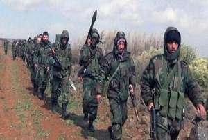 militaires_Deraa