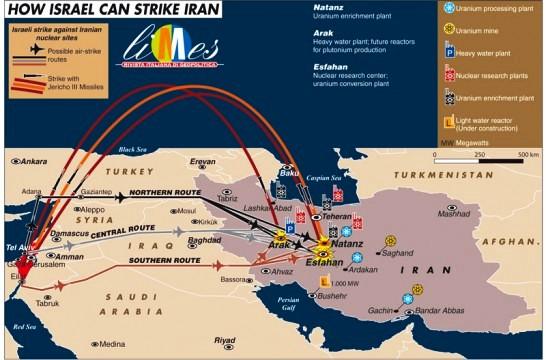 La guerre secrète entre l'Iran et Israël - JForum