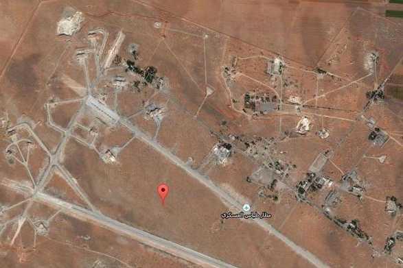 Daesh à 8 kms de la 2ème base russe d'Homs (Al-Shayrat) © - JForum