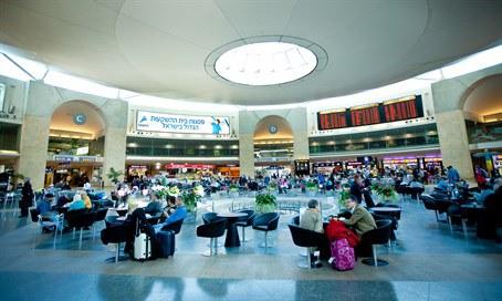 Aeroport Tel Aviv Centre Ville