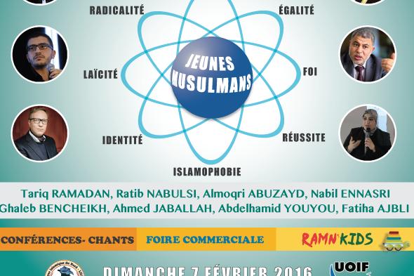 Rencontre des musulmans de france 2016 lille