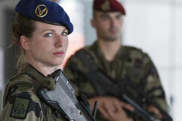 devenir reserviste femme