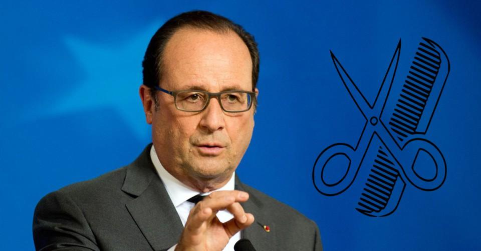 Le salaire d coiffant du coiffeur de fran ois hollande jforum - Le journal de francois ...