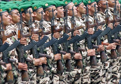 algériens guerre kippour