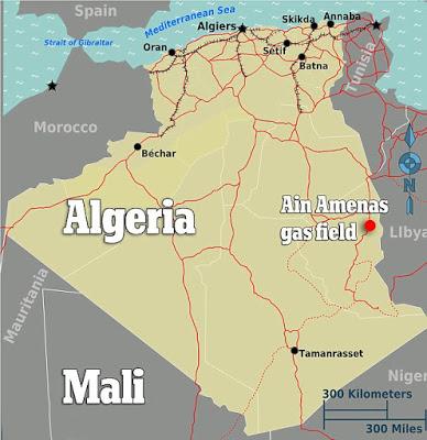 gibraltar algérie