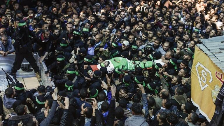 Hamas accuse Israël d'avoir assassiné un de ses cadres à Gaza