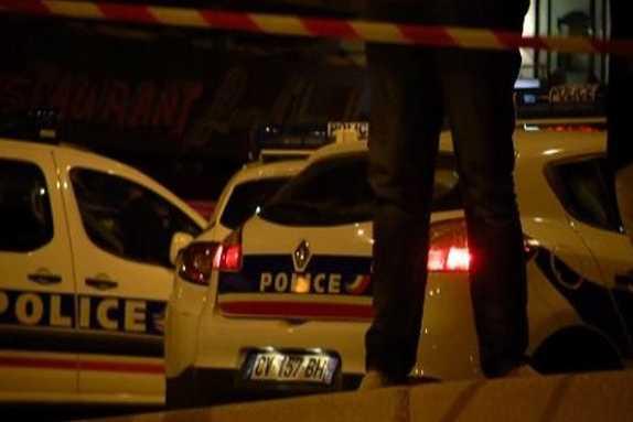policiers blessés champs elysées