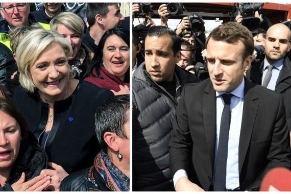 Macron défie Le Pen sur ses terres — Présidentielle française
