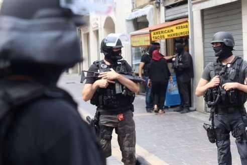 Une opération anti-terroriste menée à Carcassonne