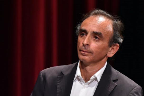 5.000 euros d'amende pour provocation à la haine — Eric Zemmour