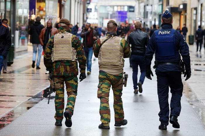 Menace terroriste - Un suspect encore recherché après les perquisitions menées à Anderlecht