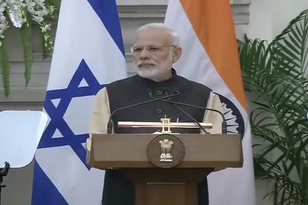 Deux nouveaux amis que tout oppose — Inde et Israël