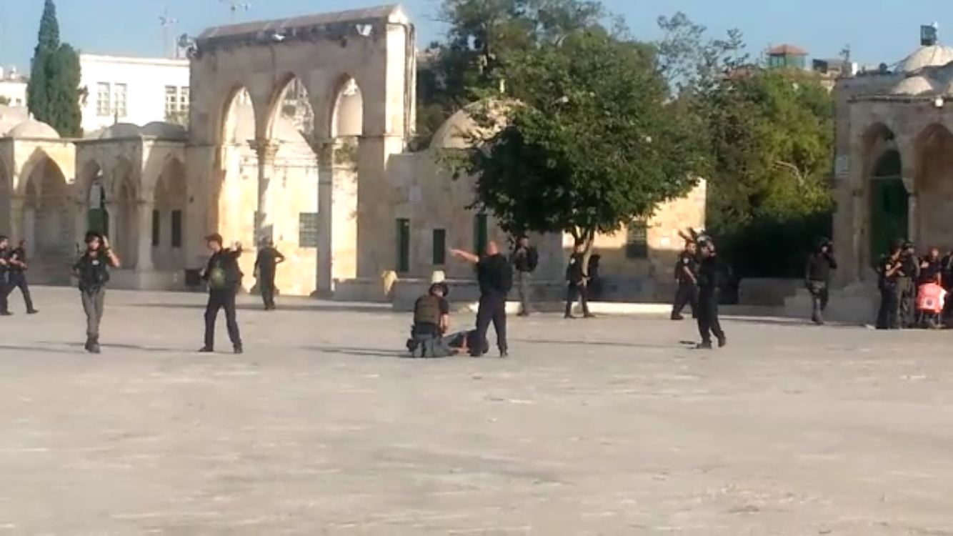 Deux policiers druzes tués sur le Mont du Temple à Jérusalem