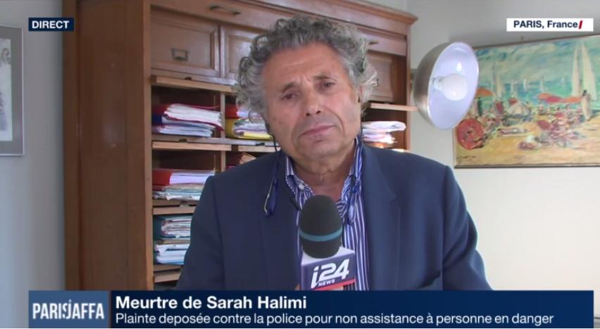 Affaire Sarah Halimi: selon Goldnadel