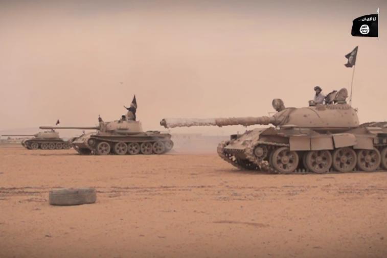 L'armée annonce le cessez le feu — Offensive contre l'EI