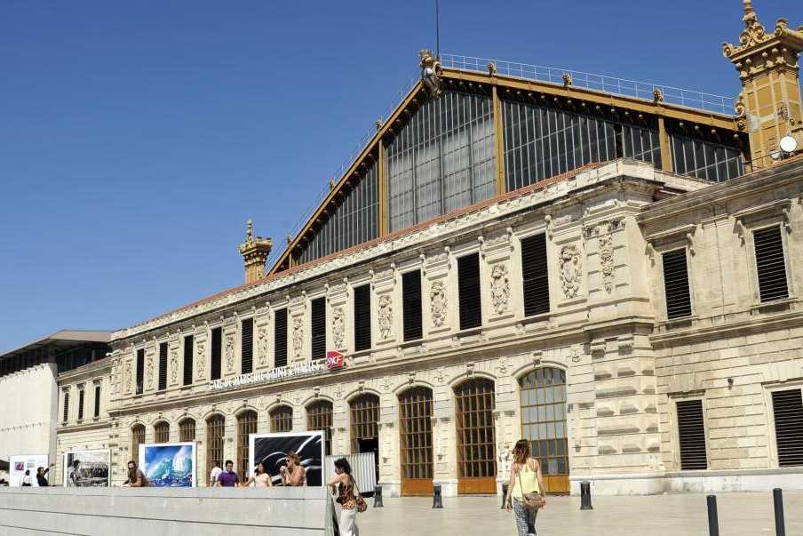 Deux touristes américaines aspergées à l'acide à la garde Saint-Charles — Marseille