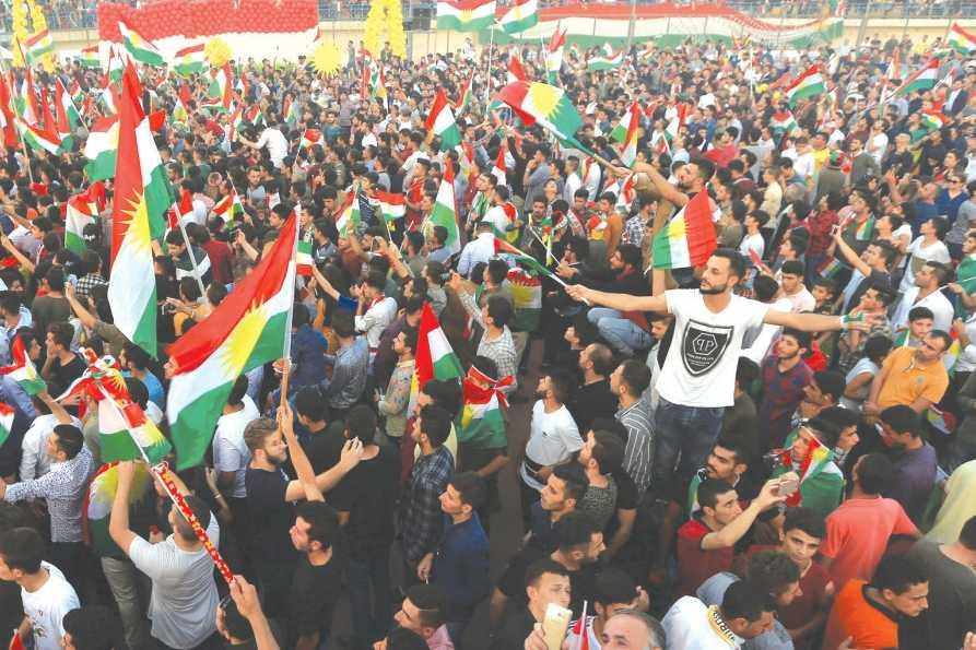 Le référendum aura lieu comme prévu, le 25 septembre, affirme Barazani — Kurdistan