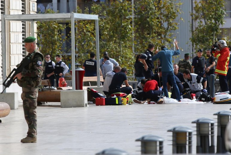Attentat Marseille