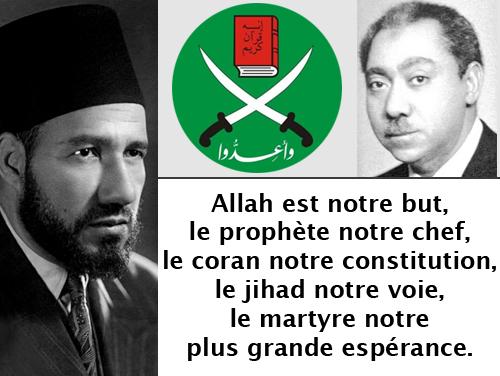 école : références: L'islamisation selon les frères musulmans