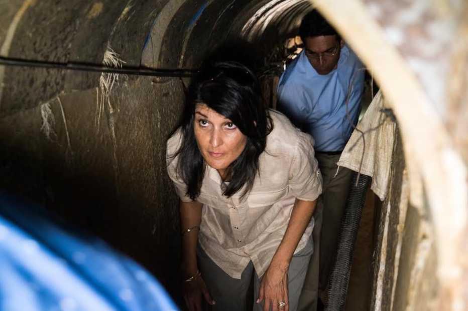 L'explosion d'un tunnel du Jihad islamique par Israël fait 7 morts — Gaza