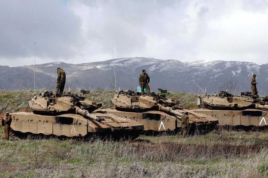 Israël agira selon ses intérêts en Syrie