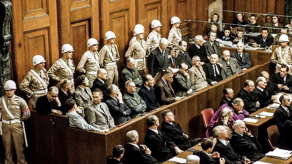 verdict procès de nuremberg