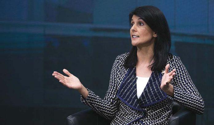Réduction historique de l'aide des Etats Unis à l'ONU©