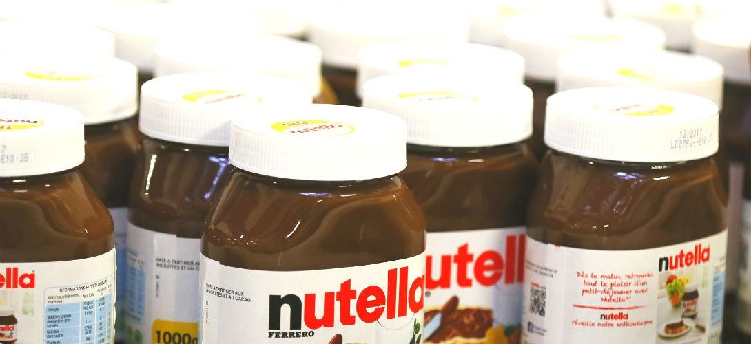 ef067b68700413 Cette semaine, une promotion de -70% sur le pot de Nutella de 950 grammes  (1,41 euro au lieu de 4,70) a généré des scènes de pagaille dans plusieurs  ...