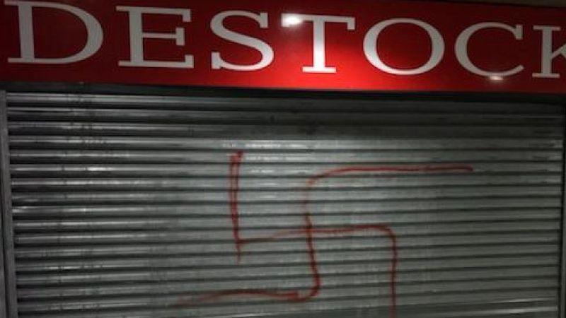 Créteil : incendie d'une épicerie cacher déjà taguée la semaine dernière