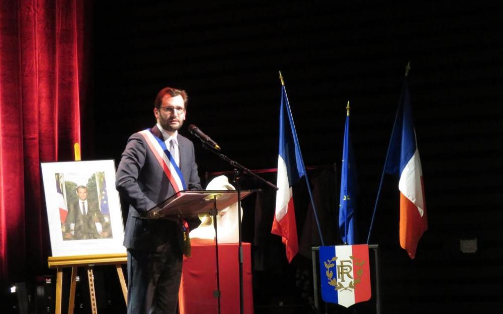 Démission surprise du maire, Nicolas Maccioni — Sarcelles