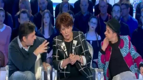 Yvan Attal clashe l'humoriste Booder