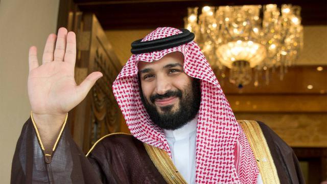 Le prince héritier saoudien veut que les Palestiniens