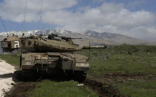 Le PM israélien accuse l'Iran de déployer des armes