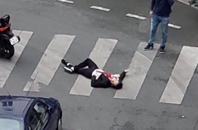 Attaque au couteau à Paris: le terroriste se nomme Khamzat Azimov