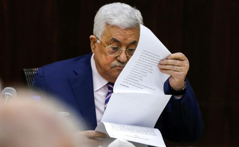 Les Occidentaux et l'ONU accusent Abbas de propos antisémites — Israël