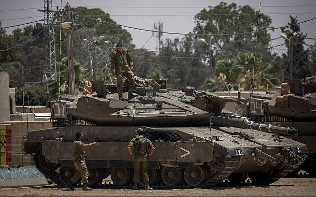 Gaza: trois Palestiniens tués par des soldats israéliens (bilan révisé)