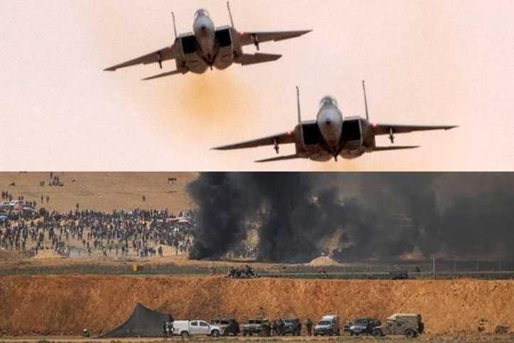Conflit israélo-palestinien - Quatre Palestiniens tués à Gaza par des soldats israéliens