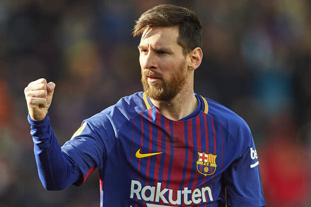 Image Result For Cedera Messi