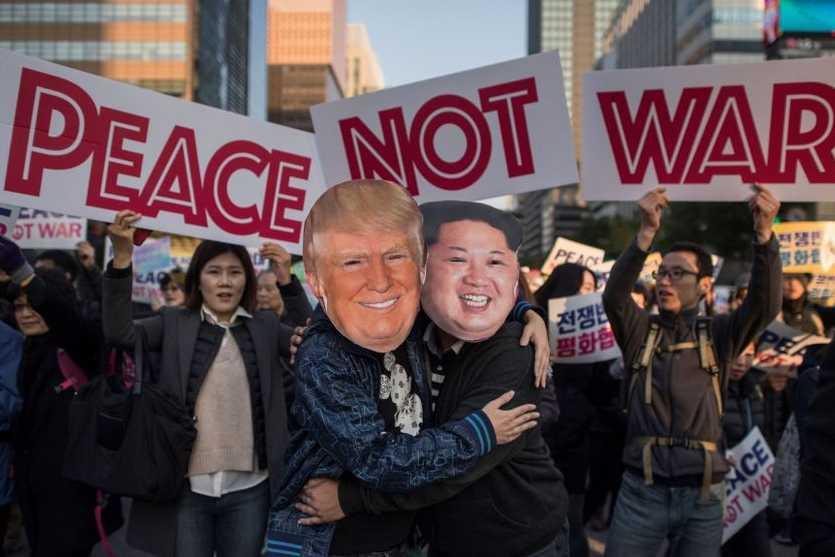 Trump et Kim sont arrivés à Singapour