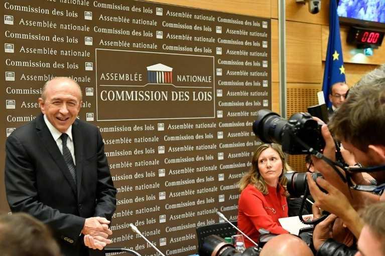 Les réactions politiques à l'audition de Gérard Collomb — Affaire Benalla