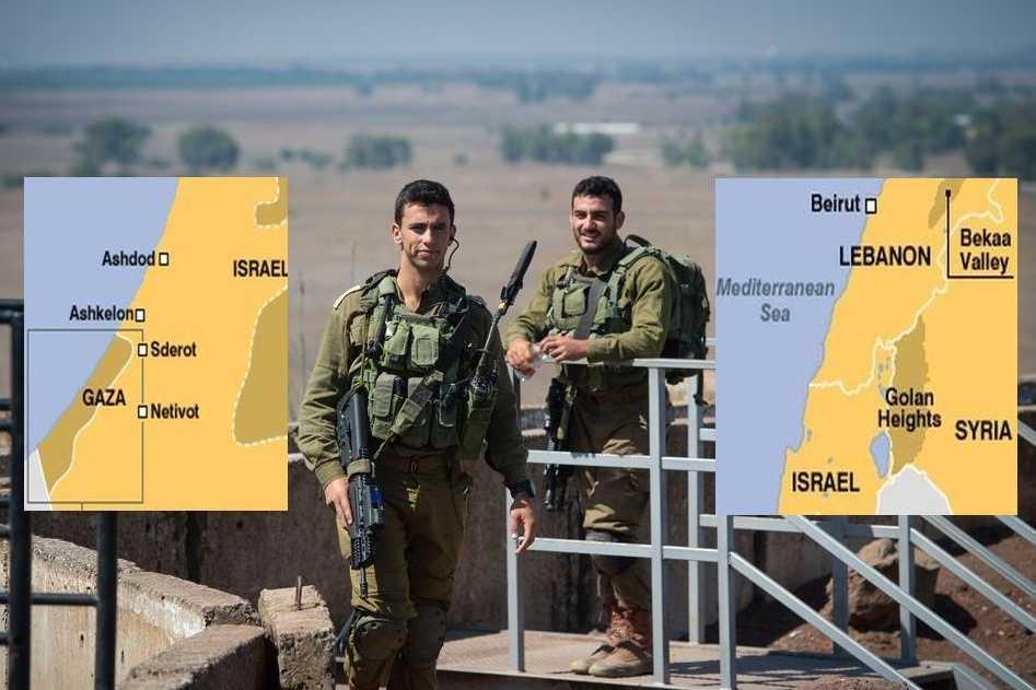 Raids aériens sur Gaza : du jamais vu depuis 2014