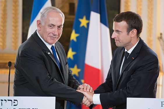 La France mérite la désapprobation d'Israël© - JForum