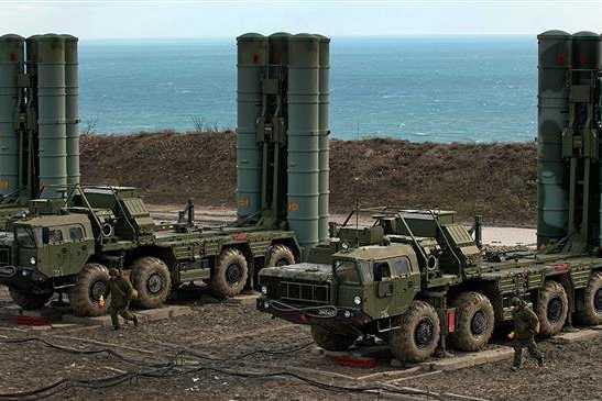 La Russie a livré les S-300 et contrôle une partie de l' espace aérien — Syrie
