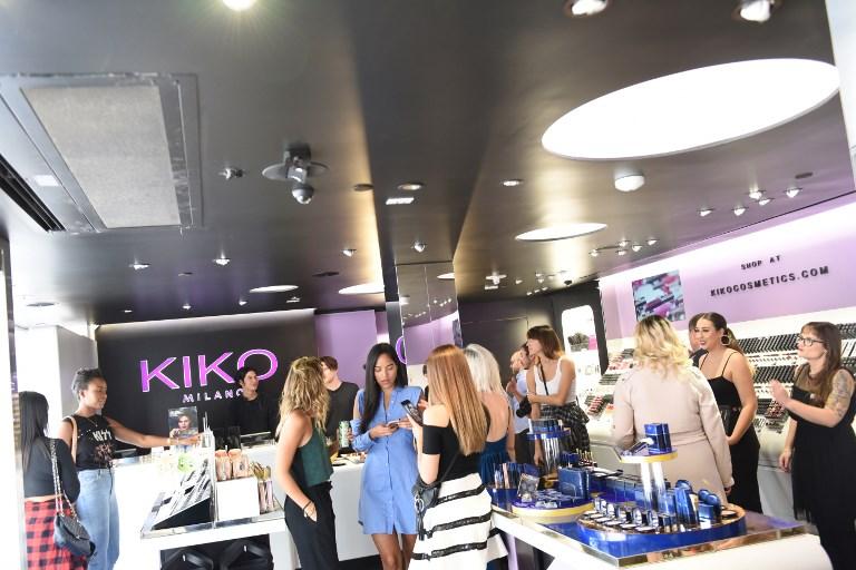 Calendrier Kiko.Les Cosmetiques Kiko Milano Bientot Disponibles En Israel