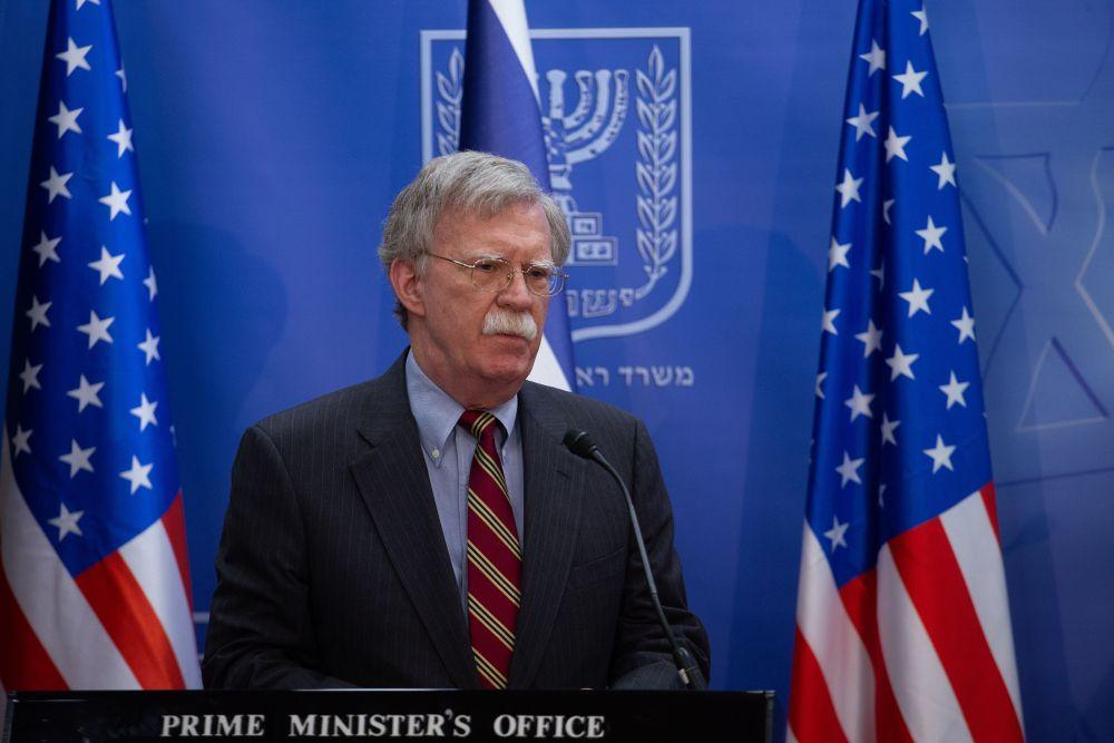 John Bolton exige un engagement turc de ne pas attaquer les Kurdes