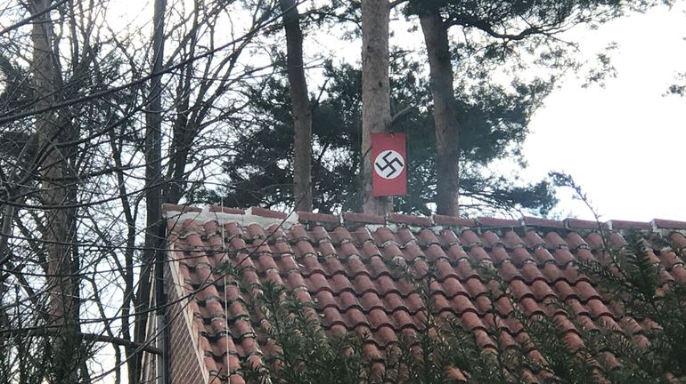 La Maison Nazie De Keerbergen: Toujours Plus Ostensible En