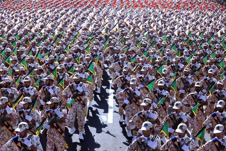 L'Iran ripostera si Washington désigne les Gardiens comme