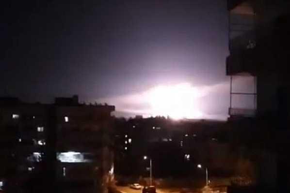 Télévision publique: Frappes israéliennes dans le sud de la Syrie
