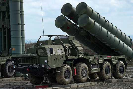 La livraison de missiles russes se poursuit — Turquie