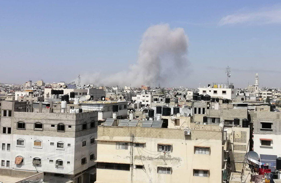 Trois roquettes tirées de Gaza vers le sud d'Israël
